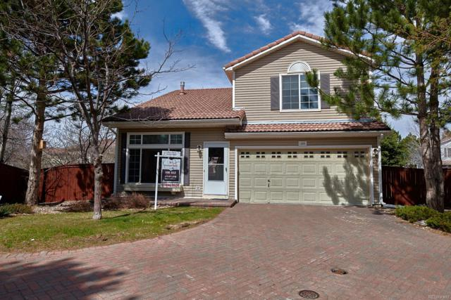 20000 Mitchell Place #100, Denver, CO 80249 (#4958908) :: The HomeSmiths Team - Keller Williams