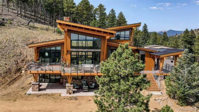 460 Lo Meadow Lane, Bailey, CO 80421 (#4958972) :: The Harling Team @ Homesmart Realty Group
