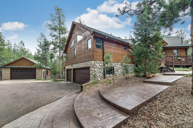 934 Cottonwood Lane, Larkspur, CO 80118 (MLS #4959051) :: 8z Real Estate