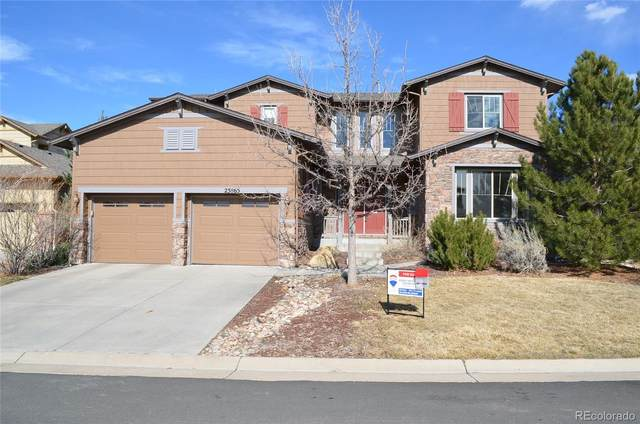 25865 E Dry Creek Place, Aurora, CO 80016 (#4959167) :: The Griffith Home Team