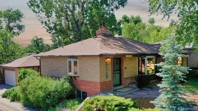 2900 S Ogden Street, Englewood, CO 80113 (MLS #4959297) :: 8z Real Estate
