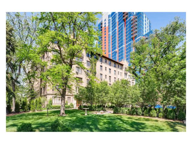 99 S Downing Street #603, Denver, CO 80209 (#4959648) :: The Peak Properties Group