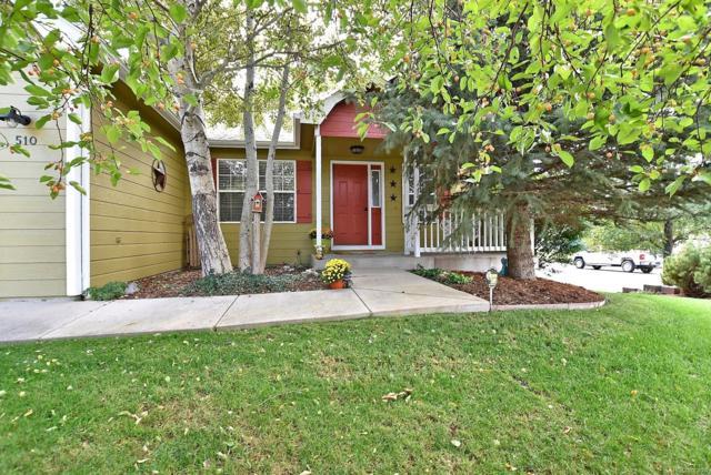 510 Black Hawk Drive, Eaton, CO 80615 (MLS #4959656) :: 8z Real Estate