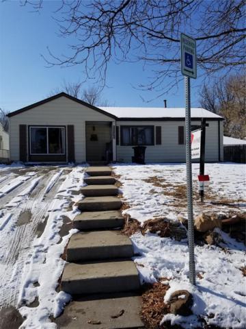 1141 Galena Street, Aurora, CO 80010 (#4959717) :: The HomeSmiths Team - Keller Williams