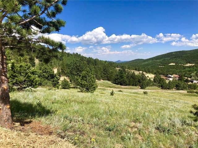 150 Alps Hill Road, Central City, CO 80427 (#4960316) :: iHomes Colorado