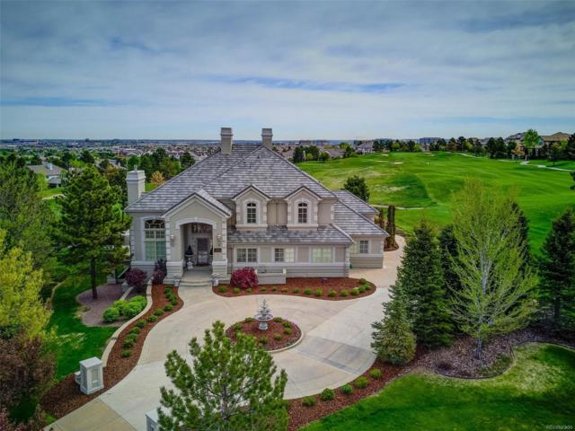 8340 Harbortown Place, Lone Tree, CO 80124 (MLS #4960357) :: Bliss Realty Group