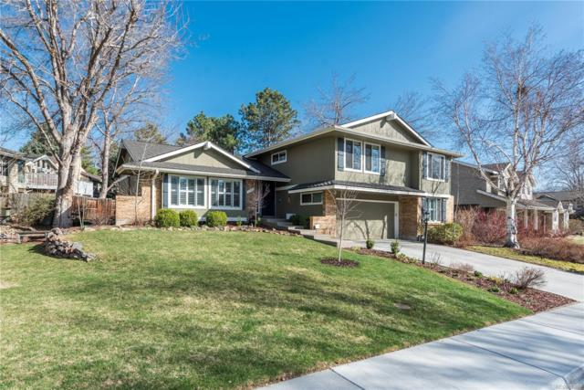 4994 E Maplewood Drive, Centennial, CO 80121 (#4960921) :: The Peak Properties Group