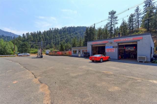 30200 Highway 72, Golden, CO 80403 (#4961554) :: Portenga Properties