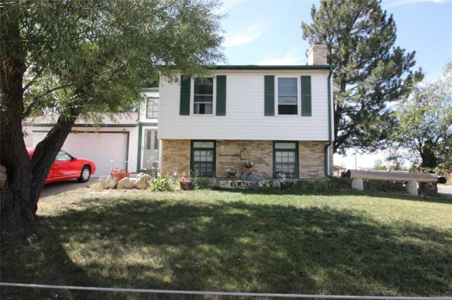 205 Mckinley Drive, Bennett, CO 80102 (#4962392) :: House Hunters Colorado