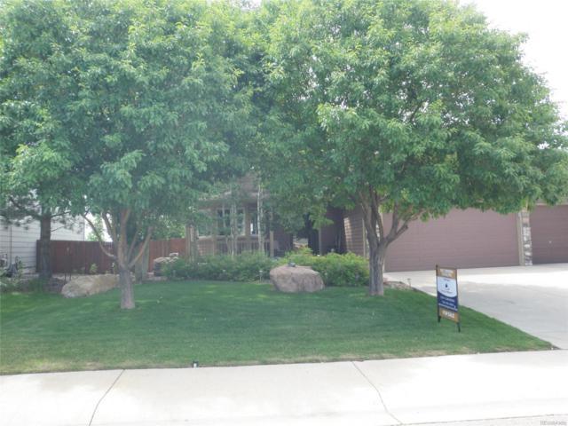 10915 Ebony Street, Firestone, CO 80504 (MLS #4962623) :: 8z Real Estate