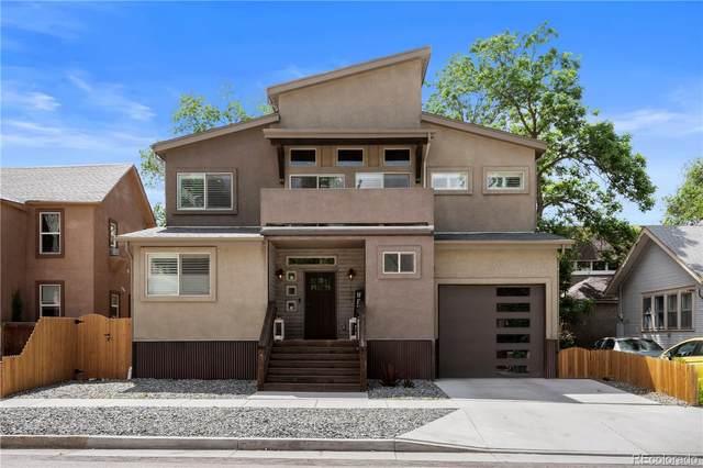 124 N Corona Street, Colorado Springs, CO 80903 (MLS #4962714) :: 8z Real Estate
