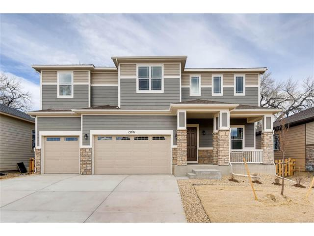 13051 W 74th Drive, Arvada, CO 80005 (#4962951) :: The HomeSmiths Team - Keller Williams