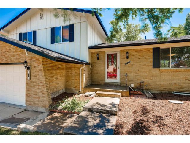 10404 W Arkansas Drive, Lakewood, CO 80232 (MLS #4963102) :: 8z Real Estate
