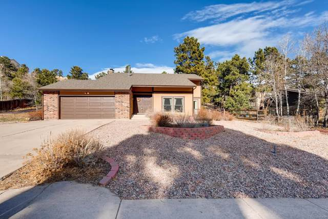 820 Big Valley Drive, Colorado Springs, CO 80919 (#4963457) :: The Healey Group