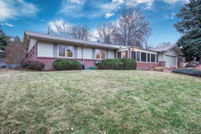 11895 W 22nd Place, Lakewood, CO 80215 (#4963510) :: The Dixon Group