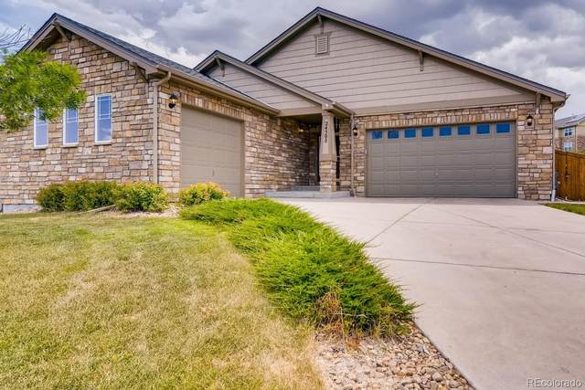 24508 E Belleview Place, Aurora, CO 80016 (#4964375) :: The DeGrood Team
