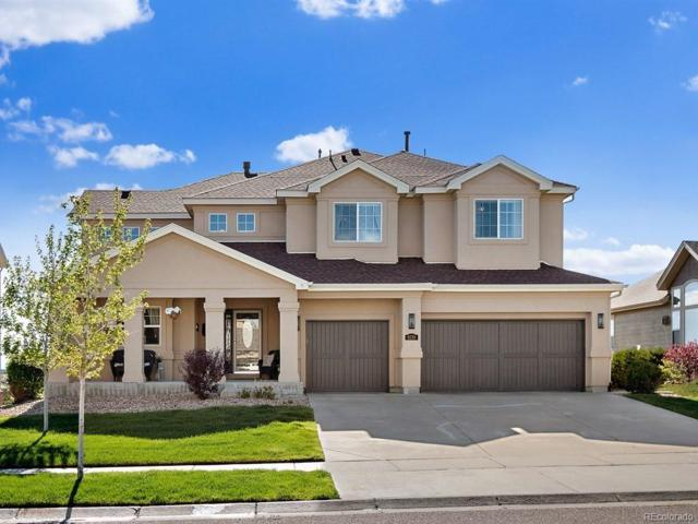 8139 S Country Club Parkway, Aurora, CO 80016 (#4964392) :: The Tamborra Team