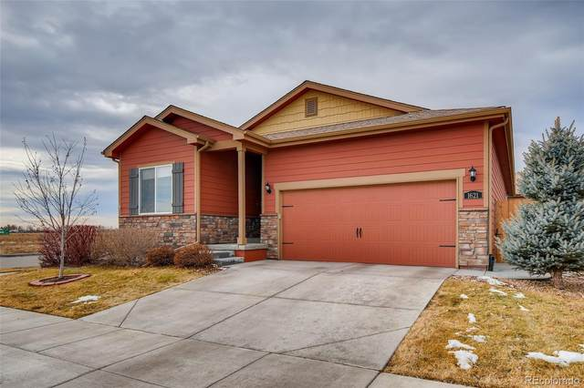 1621 Wildwood Street, Lochbuie, CO 80603 (MLS #4965309) :: 8z Real Estate