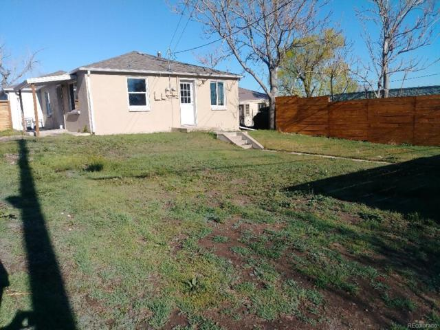 3555 W Alameda Avenue, Denver, CO 80219 (#4965312) :: The Griffith Home Team