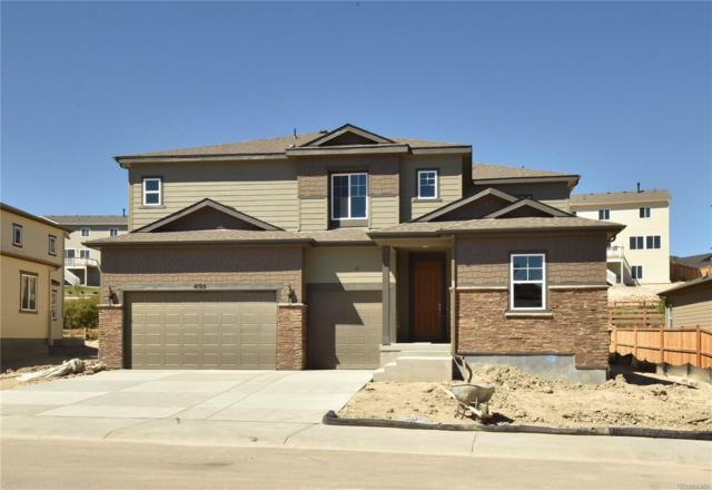 4105 Spanish Oaks Way, Castle Rock, CO 80108 (#4965949) :: The Griffith Home Team