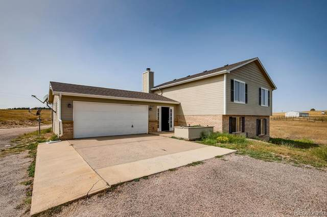 35697 Cheyenne Trail, Elizabeth, CO 80107 (MLS #4966016) :: 8z Real Estate
