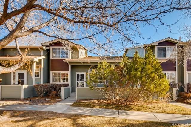 1719 W 101st Avenue, Thornton, CO 80260 (#4966052) :: HomeSmart