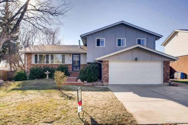 10958 W 59th Place, Arvada, CO 80004 (#4966350) :: The City and Mountains Group
