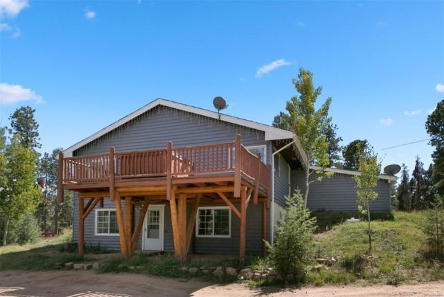 10081 Apache Spring Drive, Conifer, CO 80433 (#4966374) :: The Heyl Group at Keller Williams