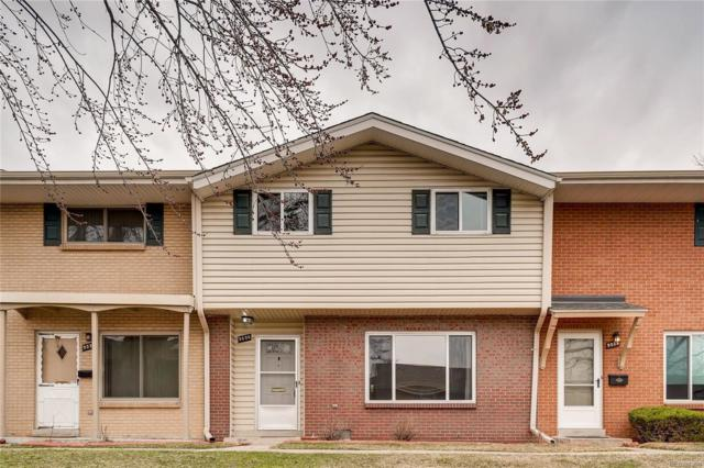 9030 E Mansfield Avenue, Denver, CO 80237 (#4966381) :: The Heyl Group at Keller Williams
