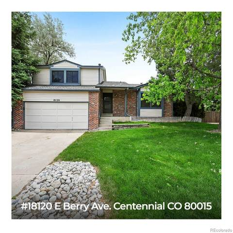18120 E Berry Avenue, Centennial, CO 80015 (#4966793) :: The Dixon Group