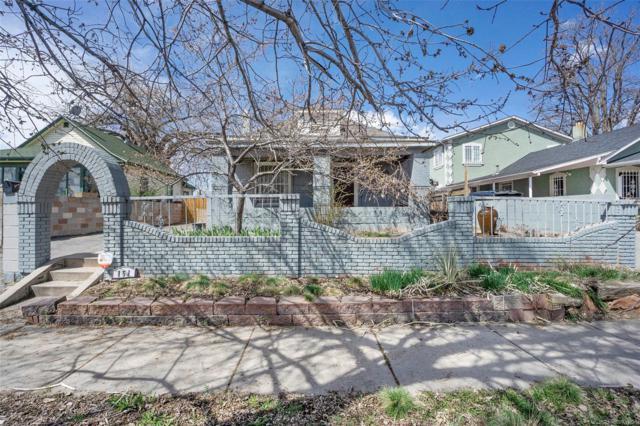 151 Grove Street, Denver, CO 80219 (MLS #4966895) :: 8z Real Estate