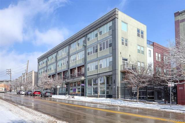 2525 15TH Street 3G, Denver, CO 80211 (MLS #4967388) :: Wheelhouse Realty