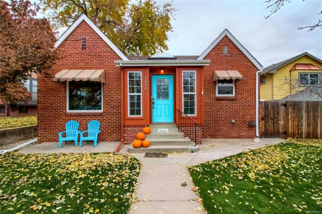 3036 Tennyson Street, Denver, CO 80212 (#4967544) :: Bring Home Denver