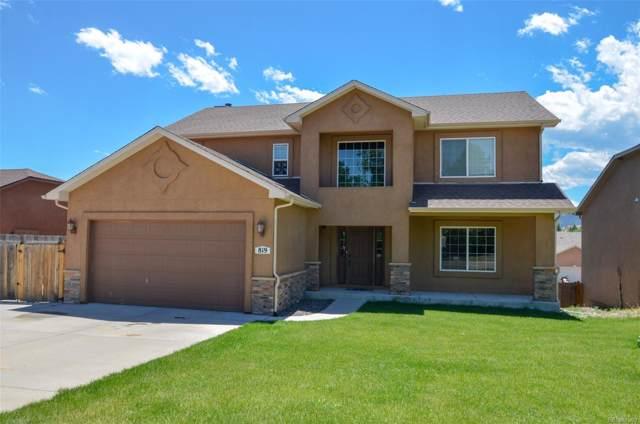 819 Circle Drive, Palmer Lake, CO 80133 (#4967672) :: Harling Real Estate