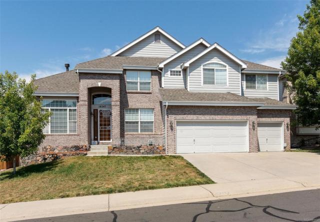 18247 E Alamo Drive, Centennial, CO 80015 (MLS #4967995) :: 8z Real Estate