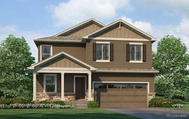 13972 Shasta Daisy Street, Parker, CO 80134 (#4968100) :: Bring Home Denver with Keller Williams Downtown Realty LLC