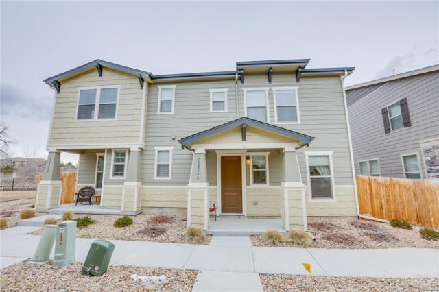 15266 W 70th Drive A, Arvada, CO 80007 (#4968107) :: The Dixon Group