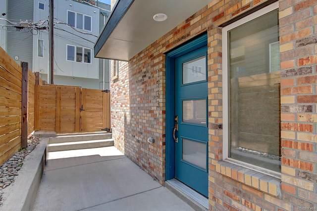 1933 N Hooker Street, Denver, CO 80204 (MLS #4968115) :: 8z Real Estate