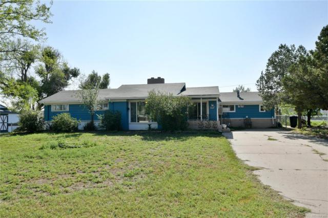 255 S Ash Street, Keenesburg, CO 80643 (#4968276) :: The Peak Properties Group