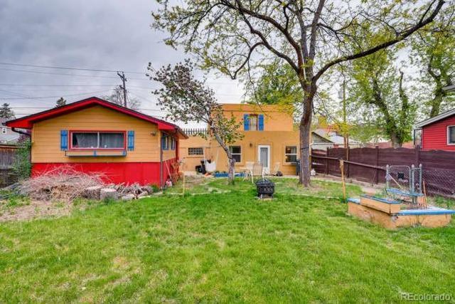 747 S Washington Street, Denver, CO 80209 (MLS #4968785) :: 8z Real Estate