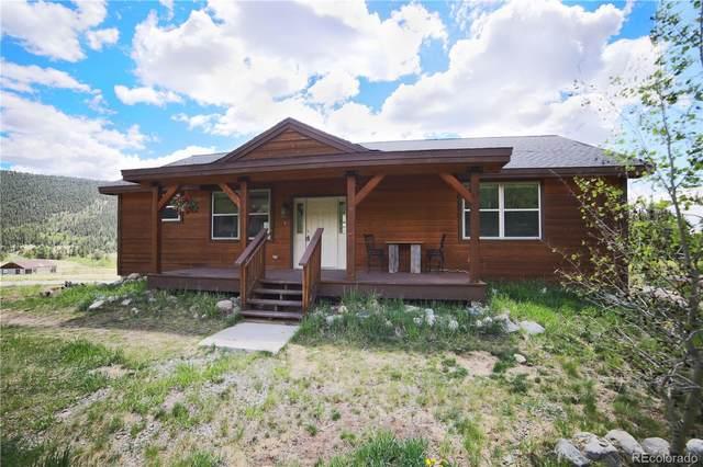 600 Edgewood Road, Alma, CO 80420 (#4969037) :: Mile High Luxury Real Estate