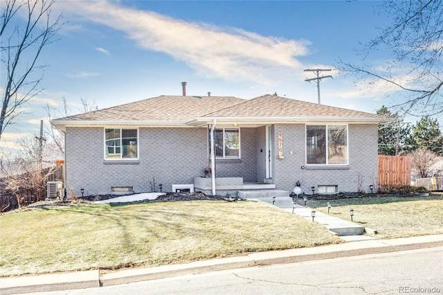 9570 W 54th Place, Arvada, CO 80002 (#4969690) :: The Dixon Group