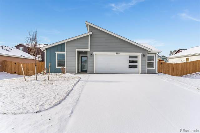 3305 Sheltered Harbor Drive, Evans, CO 80620 (#4969933) :: The Gilbert Group