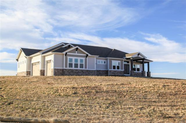7925 Two Rivers Circle, Parker, CO 80138 (#4970670) :: Sellstate Realty Pros