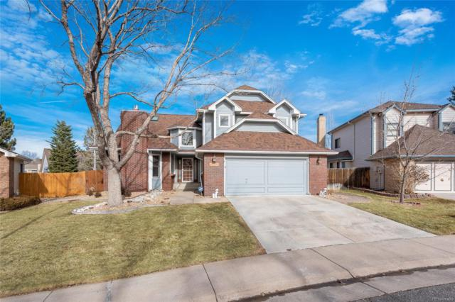 3242 S Tulare Circle, Denver, CO 80231 (#4970769) :: The Heyl Group at Keller Williams