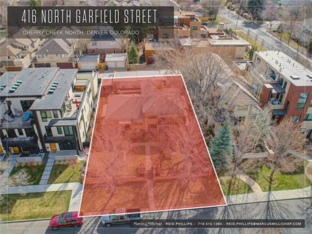 422 Garfield Street, Denver, CO 80206 (#4970830) :: Wisdom Real Estate