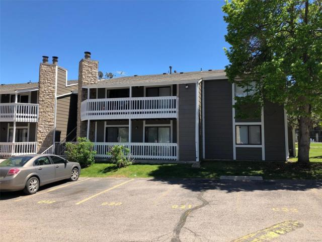18034 E Ohio Avenue #101, Aurora, CO 80017 (MLS #4971084) :: Kittle Real Estate