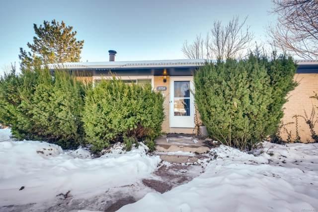 3354 W Saratoga Avenue, Englewood, CO 80110 (#4971137) :: Wisdom Real Estate