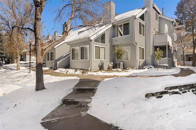8500 E Jefferson Avenue 8D, Denver, CO 80237 (#4971220) :: The Heyl Group at Keller Williams