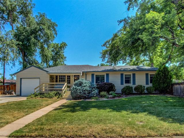 3461 E Nielsen Lane, Denver, CO 80210 (MLS #4971288) :: 8z Real Estate